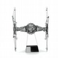 Star Wars Imperial Tie Fighter Model Kit by Metal Earth